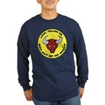 Get Out of my Way! Long Sleeve Dark T-Shirt