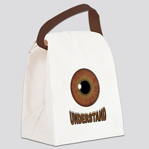 I UNDERSTAND Canvas Lunch Bag