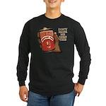 Fist Full of Whoop Ass Long Sleeve Dark T-Shirt