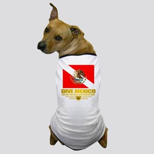 Dive Mexico 2 Dog T-Shirt