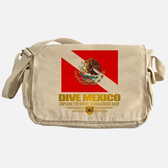 Dive Mexico 2 Messenger Bag
