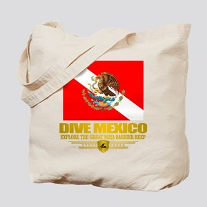 Dive Mexico 2 Tote Bag