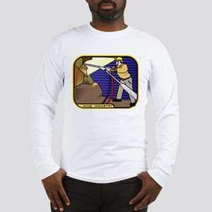 Miner Long Sleeve T-Shirt