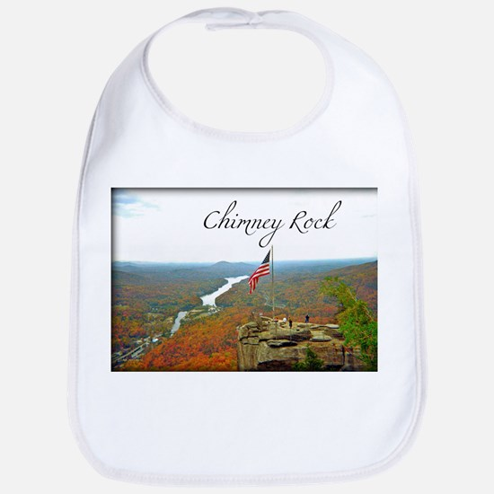 Chimney Rock with Text Bib