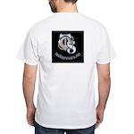 TS 2-sided White T-Shirt