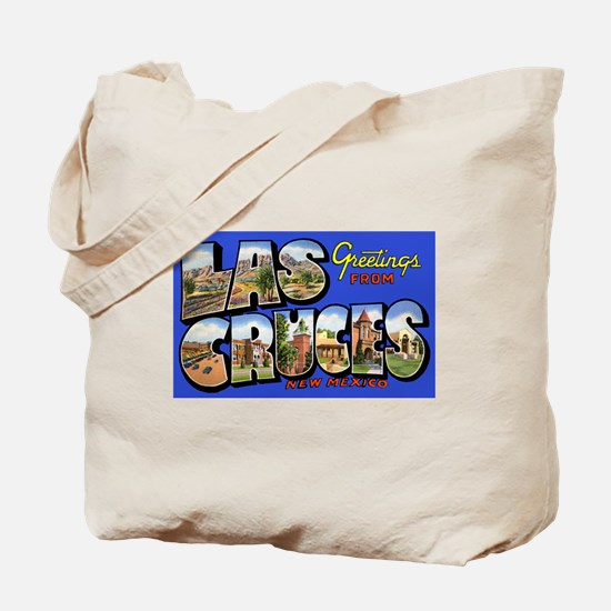 Las Cruces New Mexico Tote Bag