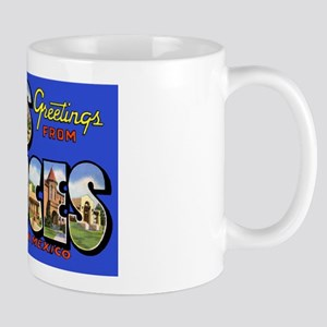 Las Cruces New Mexico Mug