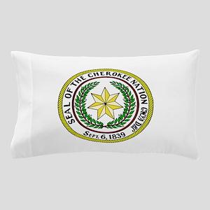 Seal of Cherokee Nation Pillow Case