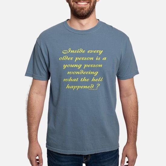 Unique Old person Mens Comfort Colors Shirt