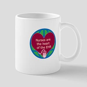 Heart of EHR Mug