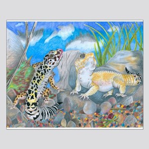 Leopard Gecko Posters