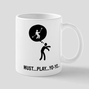 Yo-yo Player Mug