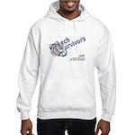 TS 2-sided Hooded Sweatshirt