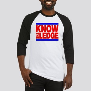 KNOW THE LEDGE Baseball Jersey