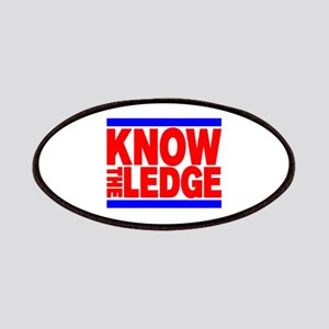 KNOW THE LEDGE Patches
