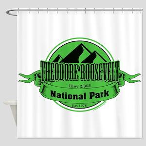 theodore roosevelt 5 Shower Curtain