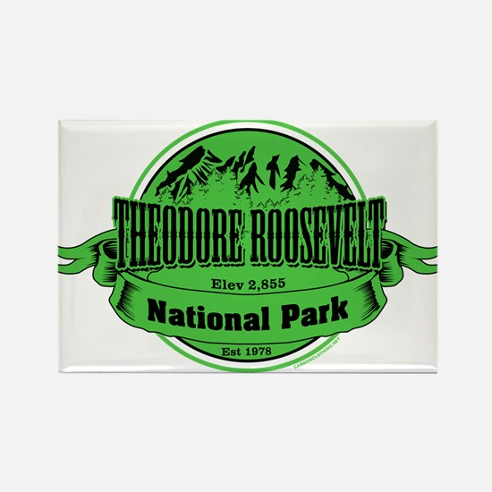 theodore roosevelt 2 Rectangle Magnet