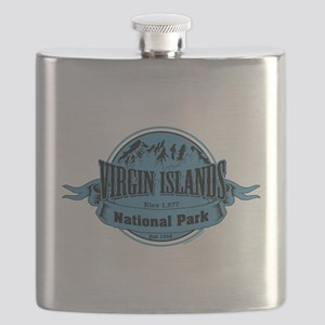 virgin islands 2 Flask