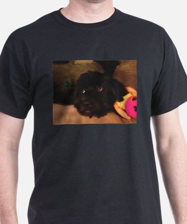 Would this face lie? T-Shirt