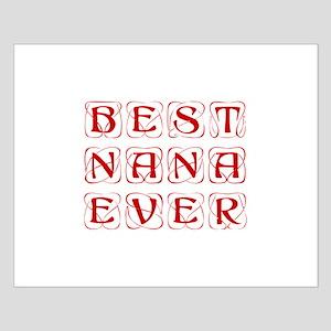 best-nana-ever-kon-brown Posters