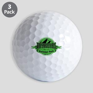 voyageurs 5 Golf Ball