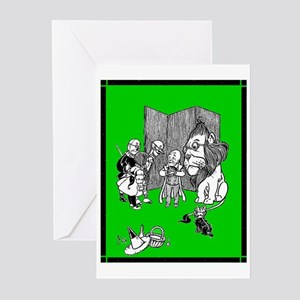 Wizard of Oz Greeting Cards (Pk of 10)