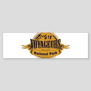 voyageurs 2 Bumper Sticker