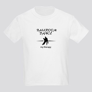 Ballroom Dance my therapy designs Kids Light T-Shi