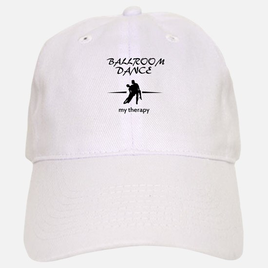 Ballroom Dance my therapy designs Baseball Baseball Cap