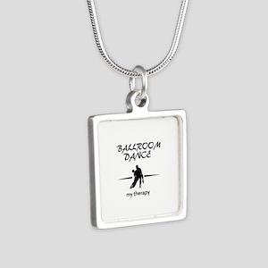 Ballroom Dance my therapy designs Silver Square Ne