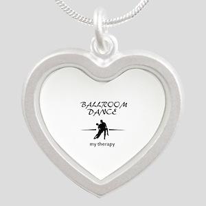 Ballroom Dance my therapy designs Silver Heart Nec