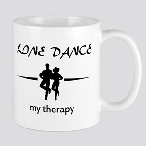 Line dance my therapy designs Mug