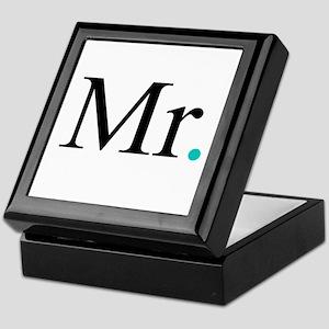 Mr. Keepsake Box