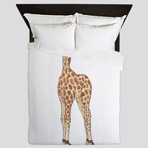 Stay On Your Toes! Queen Duvet