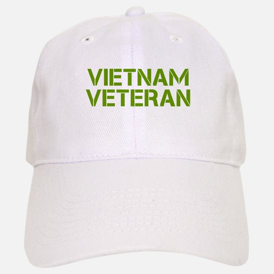 vietnam-veteran-clean-green Baseball Baseball Baseball Cap
