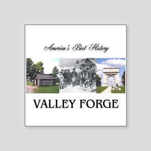 """ABH Valley Forge Square Sticker 3"""" x 3"""""""