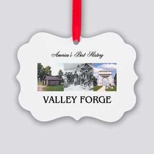ABH Valley Forge Picture Ornament