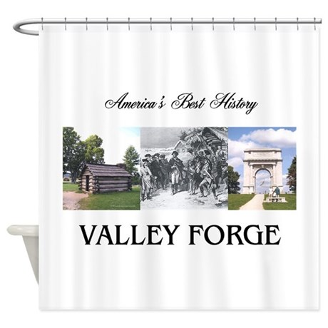 Superieur ABH Valley Forge Shower Curtain