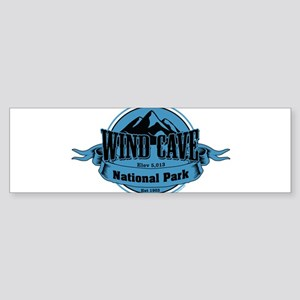 wind cave 4 Bumper Sticker