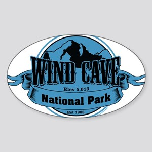 wind cave 3 Sticker