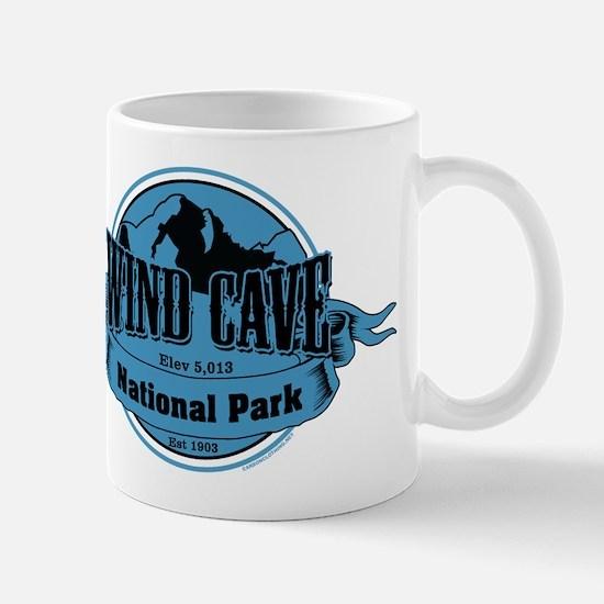 wind cave 3 Small Mug