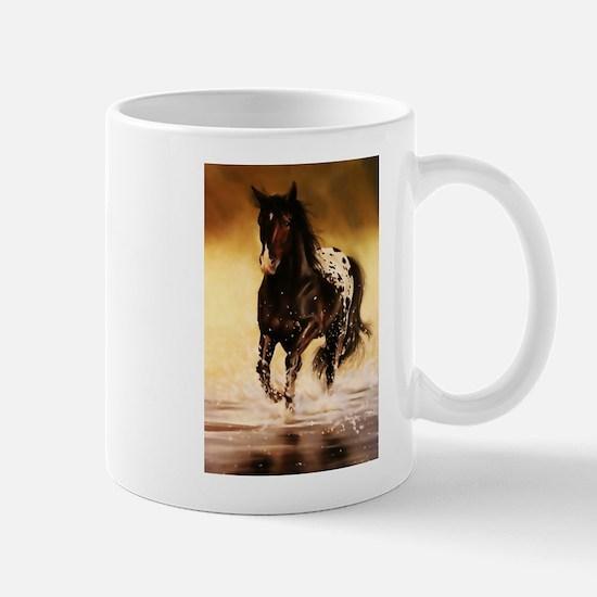 Running free Small Mug