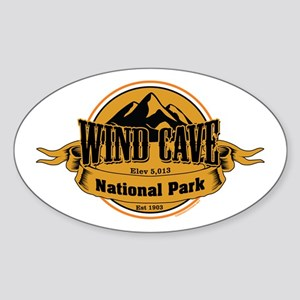 wind cave 4 Sticker