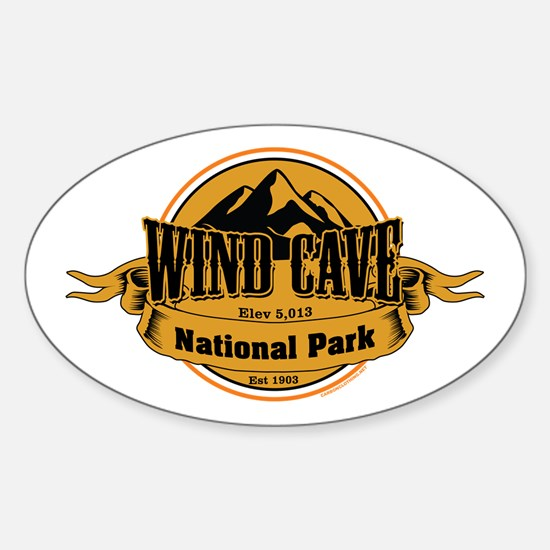 wind cave 4 Decal