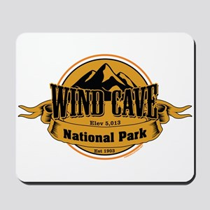 wind cave 4 Mousepad