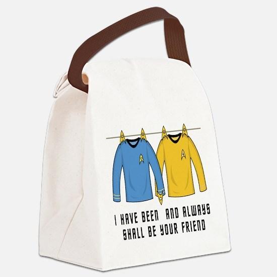 Thyla Shirts Canvas Lunch Bag