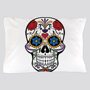 Sugar Skull II Pillow Case