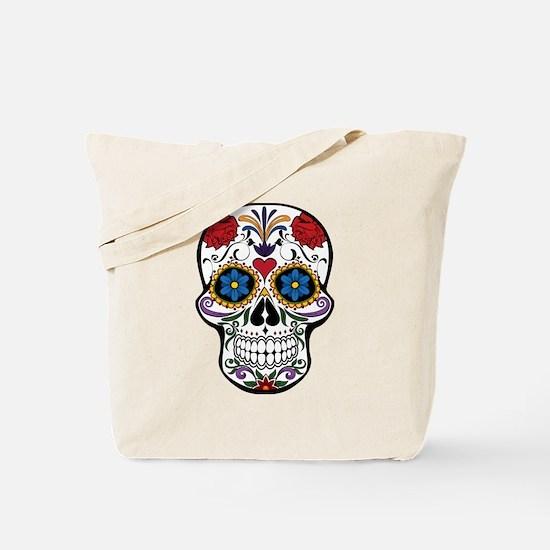 Sugar Skull II Tote Bag