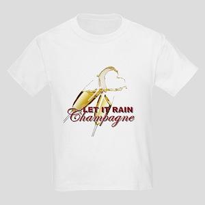 Let It Rain Champagne T-Shirt