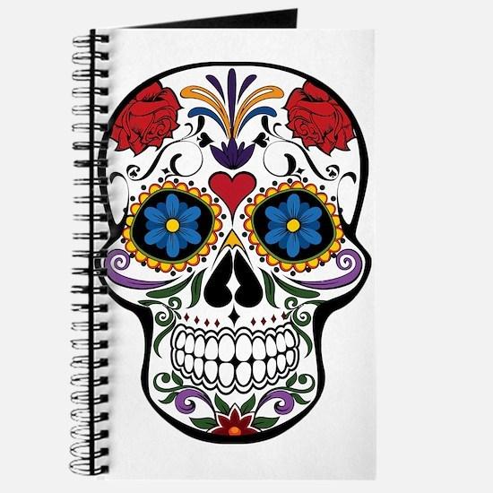 Sugar Skull II Journal
